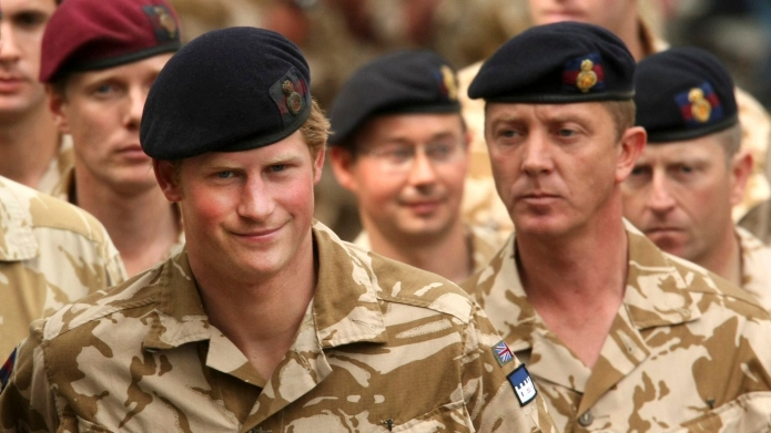 Prince Harry's Army Pal Is Coming