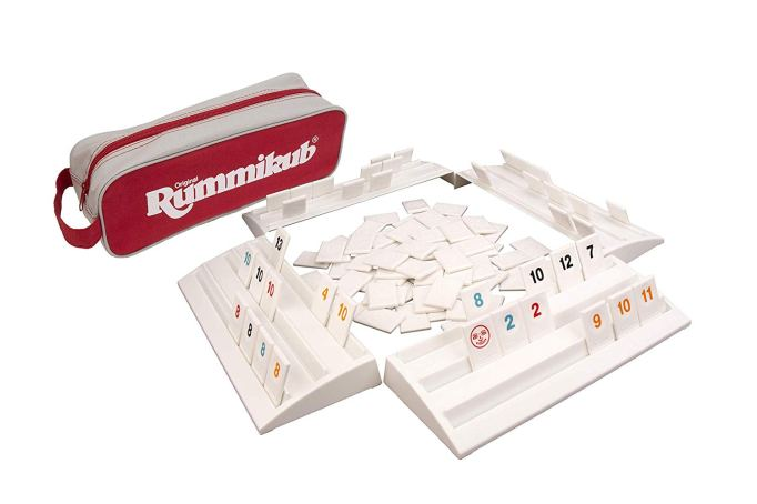 Best Board Games for Families Rummikub