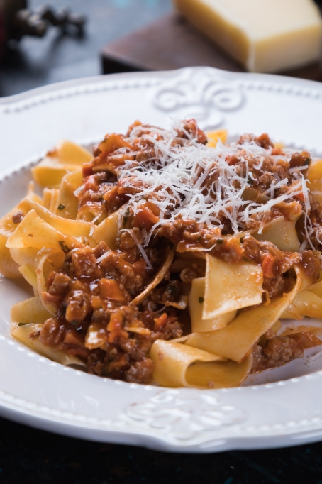 Cancer: Weeknight bolognese