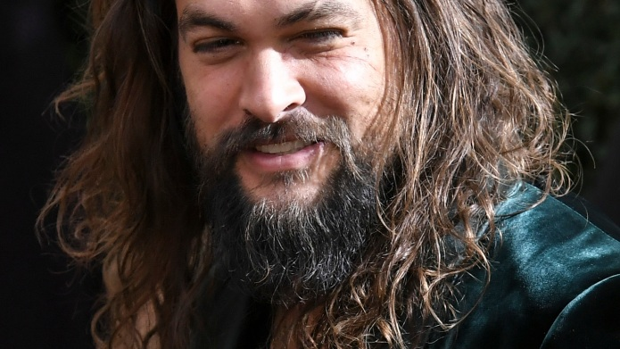 Jason Momoa 77th Annual Golden Globe
