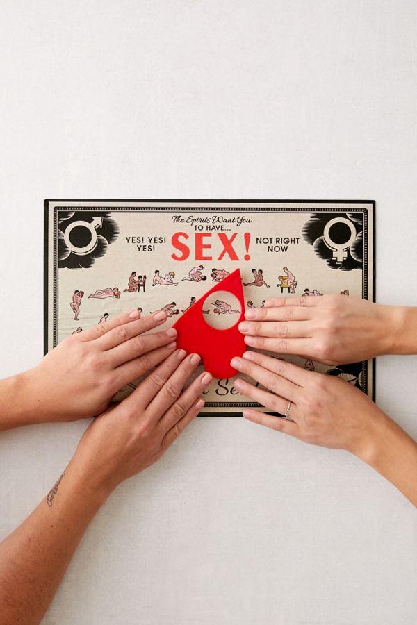 Spirits Sex Board Game