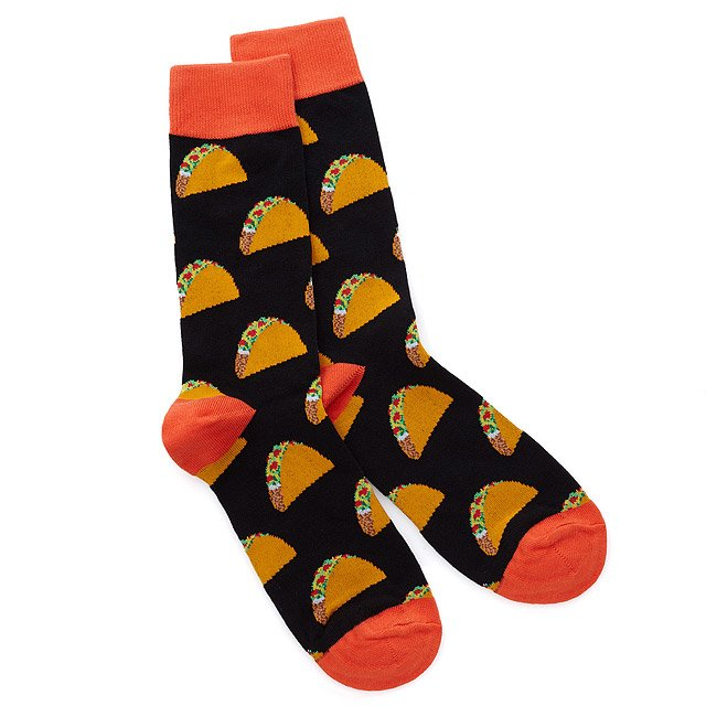 Best Valentine's Day Gifts for Kids Taco Socks