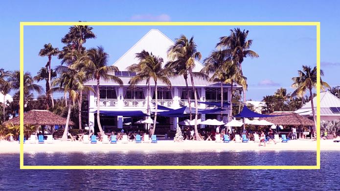 Cayman Islands beach