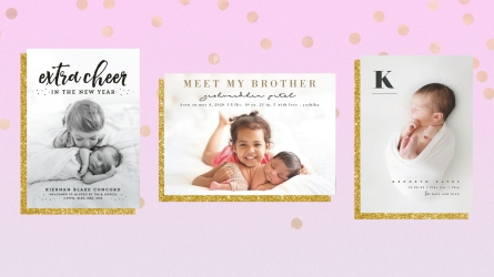 Cute Birth Announcements