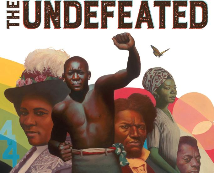 Children's Book Awards 2020 'The Undefeated,' by Kwame Alexander