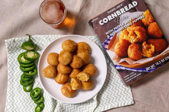 Cornbread Bites.