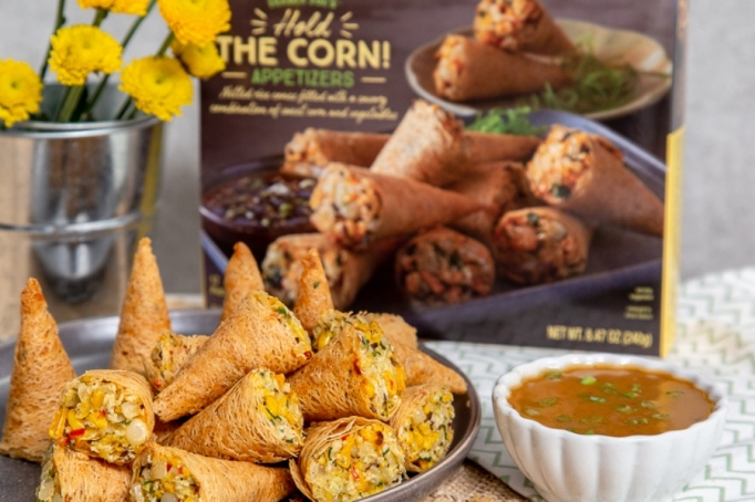Hold the Corn! Appetizers.