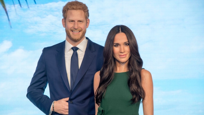 That Was Quick! Meghan Markle &