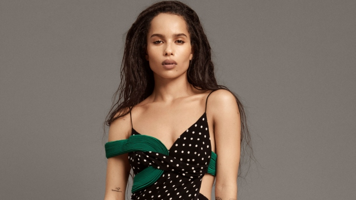 Zoë Kravitz Admits Her Favorite Part