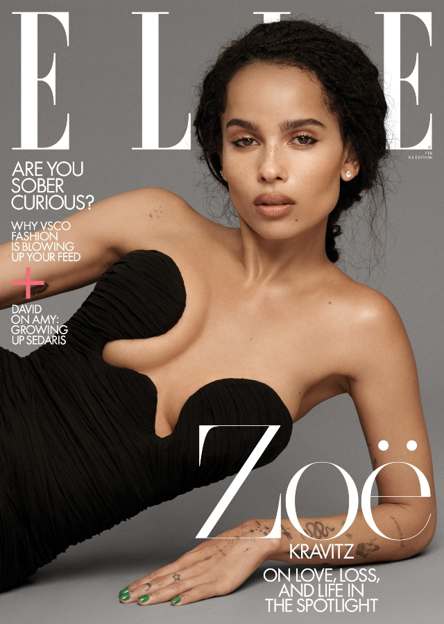 Zoë Kravitz Admits Her Favorite Part of Being Married Is Having 'the Odd Fight' — Here's Why.