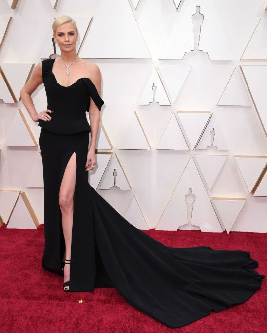 Charlize Theron at 92nd Annual Academy Awards