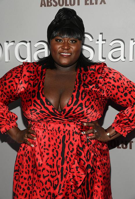 Danielle BrooksAlfre Woodard's 11th Annual Sistahs' Soiree, Arrivals, Absolut Elyx House, Los Angeles, USA - 05 Feb 2020
