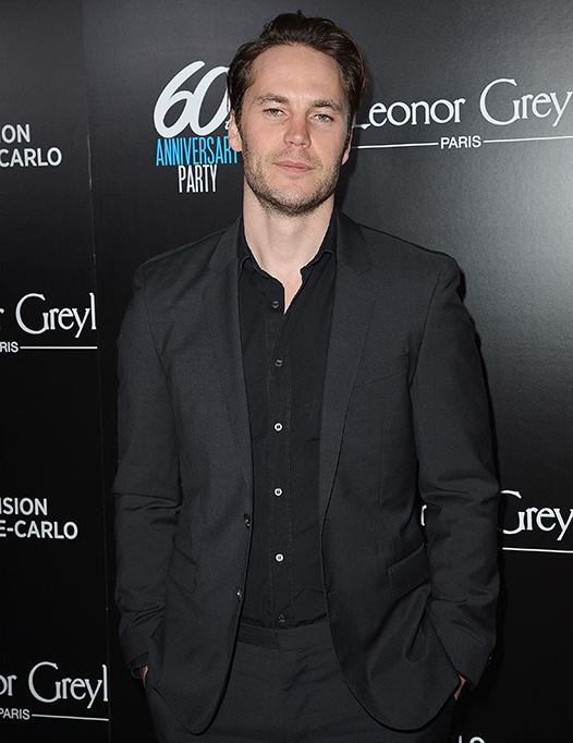 Taylor Kitsch at the Monte-Carlo Television Festival party, Los Angeles, USA - 05 Feb 2020