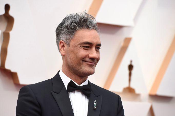 Oscars 2020 Hot Dads: Taika Waititi