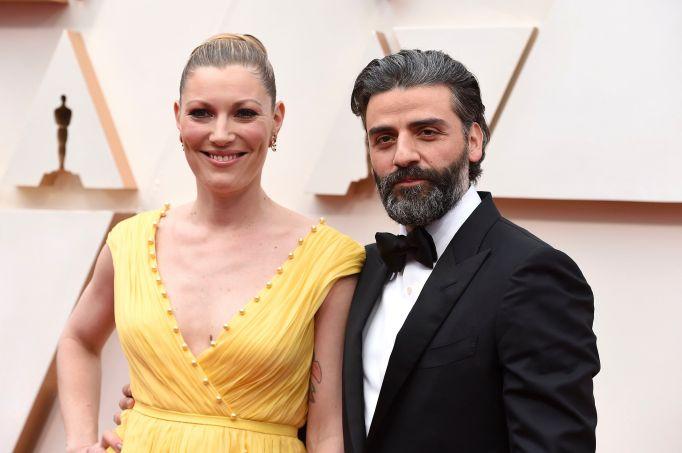 Oscars 2020 Hot Dads: Oscar Isaac