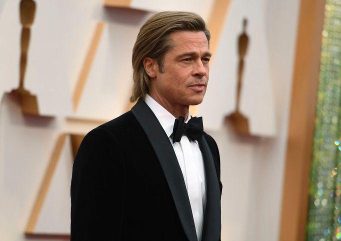 Oscars 2020 Hot Dads: Brad Pitt