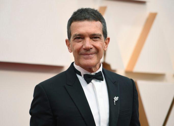 Oscars 2020 Hot Dads: Antonio Banderas
