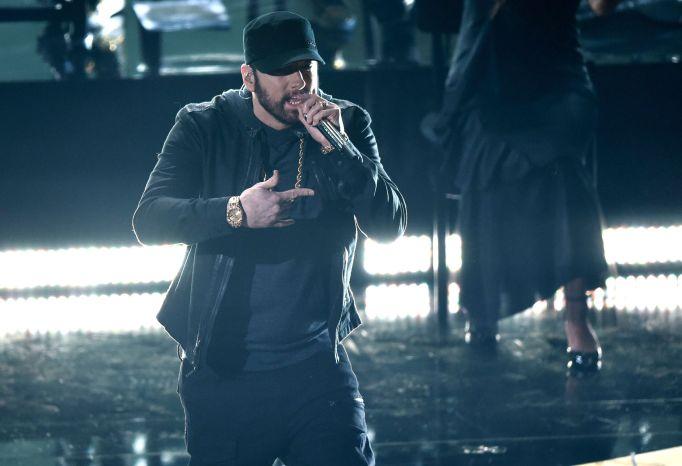 Oscars 2020 Hot Dads: Eminem