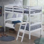 Best Bunk Beds for Kids: Costzon Twin Bunk #bunkbeds #kidsbeds #bestofAmazon