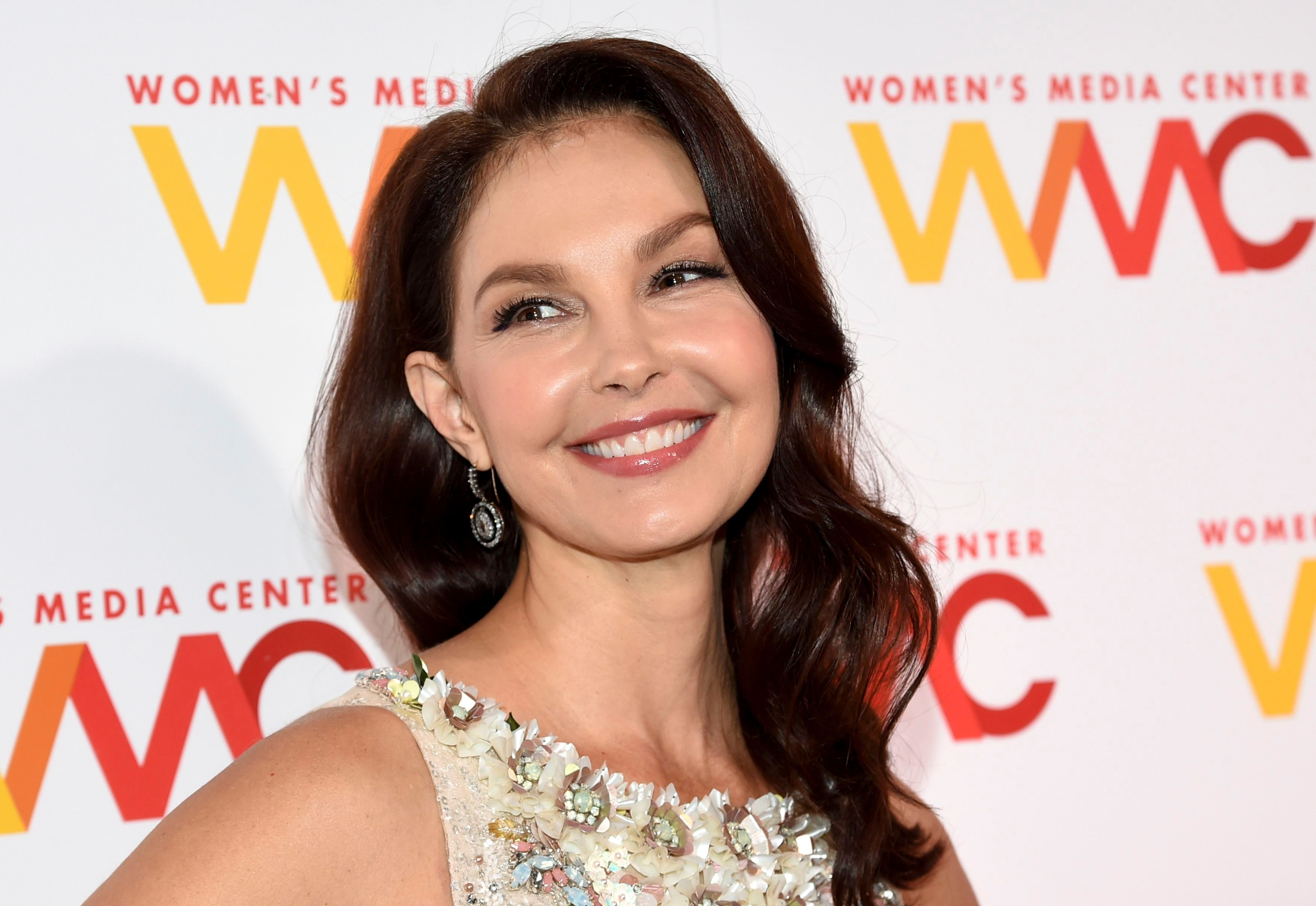 Actress Ashley Judd attends The Women's Media Center 2017 Women's Media Awards at Capitale, in New York2017 Women's Media Awards, New York, USA - 26 Oct 2017