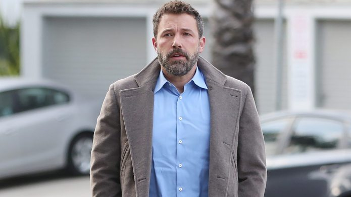 Ben Affleck out and about, Los