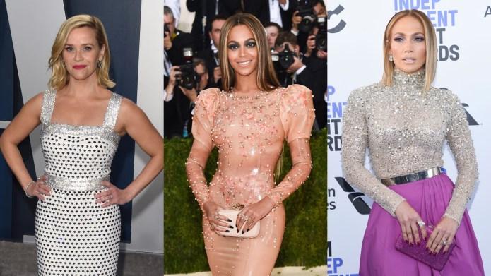 Reese Witherspoon Beyoncé Jennifer Lopez