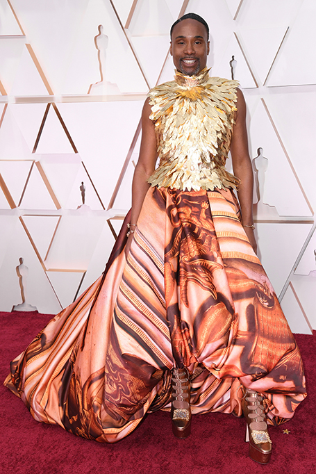 Billy Porter 92nd Annual Academy Awards
