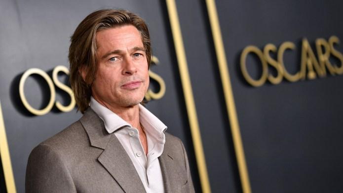 Brad Pitt Oscars Dates