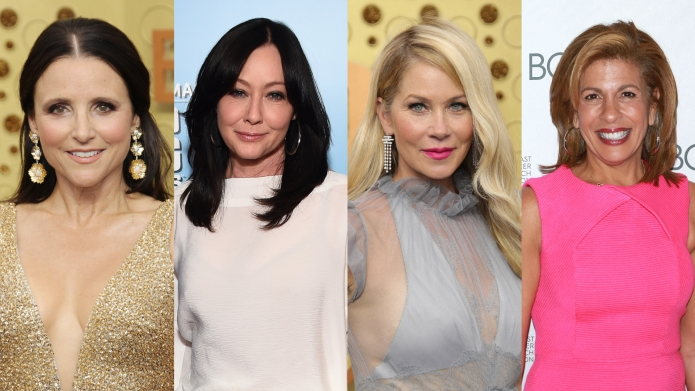 Shannen-Doherty-julia-louis-dreyfus-hoda-kotb-christina-applegate-Other-Stars-Who-Have-Been-Affected-by-Breast-Cancer