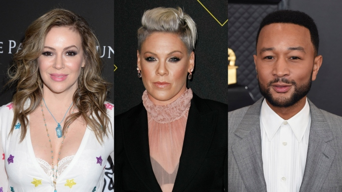 Stars React to Donald Trump Impeachment Acquittal: John Legend, Pink, & More