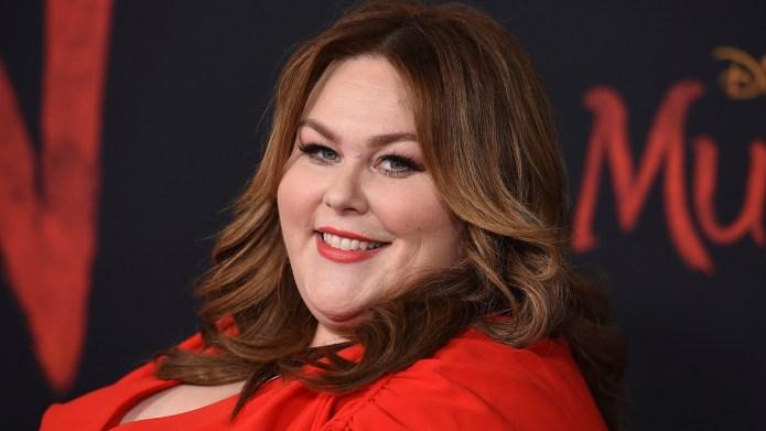 Chrissy Metz- 'Mulan' film premiere, Arrivals, Los Angeles, USA - 09 Mar 2020