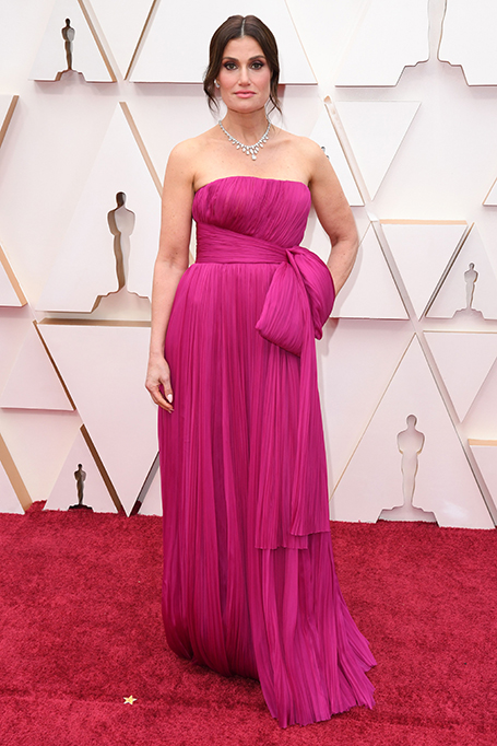 Idina Menzel 92nd Annual Academy Awards, Arrivals, Fashion Highlights, Los Angeles, USA - 09 Feb 2020