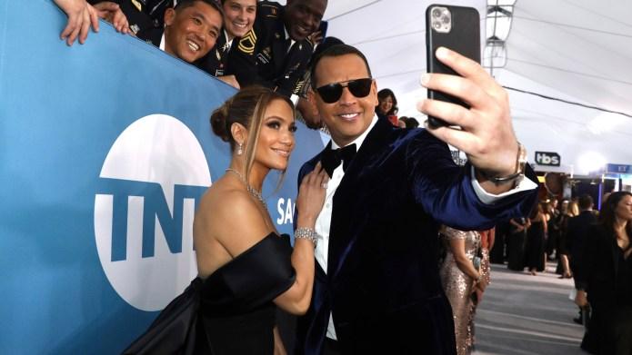 Jennifer Lopez, Alex Rodriguez. Jennifer Lopez,