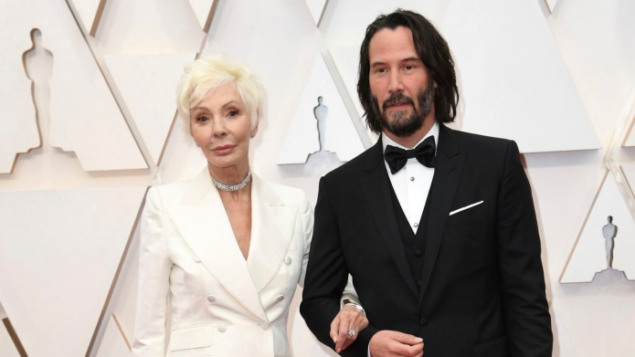 Keanu Reeves mother Patricia Taylor Oscars