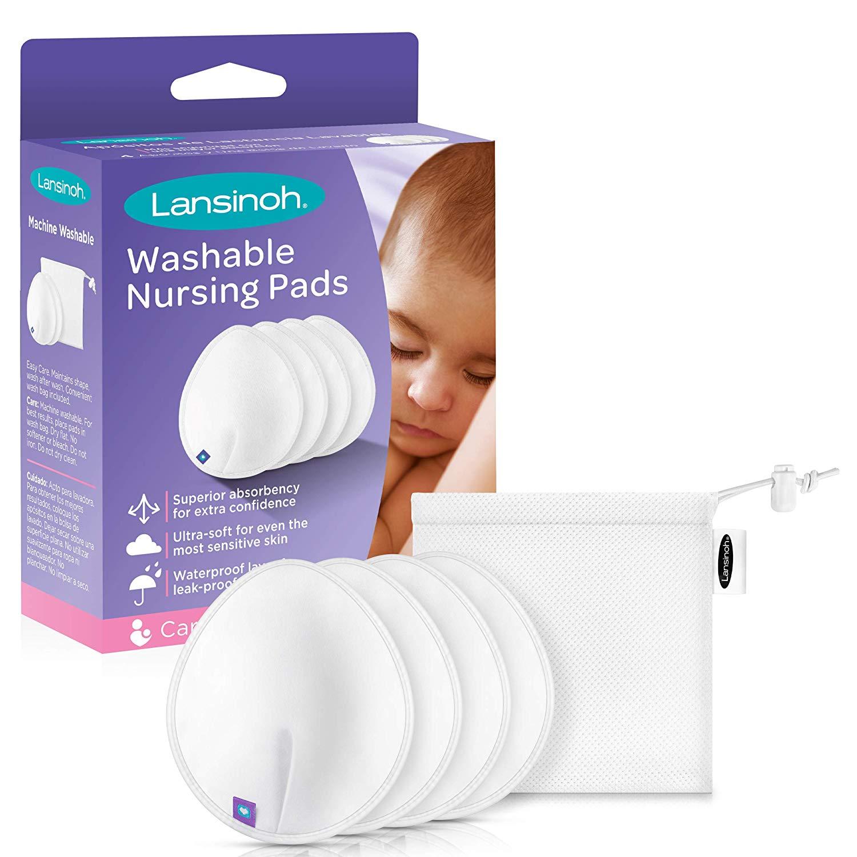 Lansinoh Washable Reusable Nursing Pads