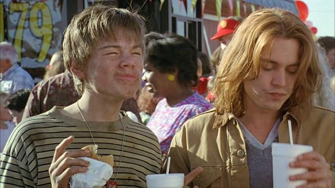 Leonardo DiCaprio, Johnny Depp, What's Eating Gilbert Grape, 1993