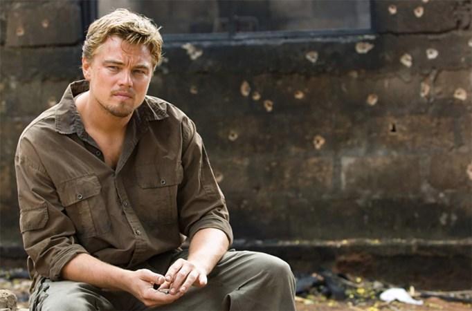 Leonardo DiCaprio, Blood Diamond, 2006