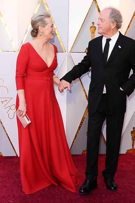 Meryl Streep and Don Gummer90th Annual Academy Awards, Arrivals, Los Angeles, USA - 04 Mar 2018