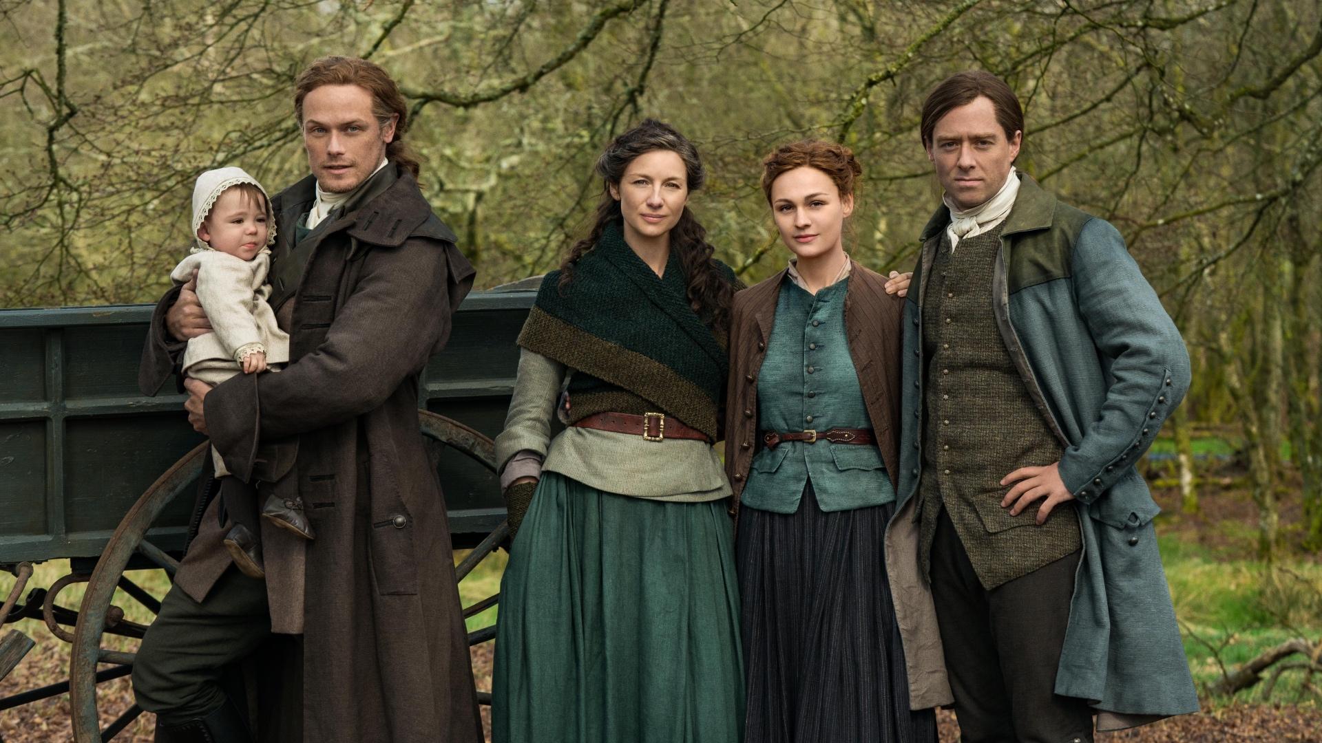 8 Things We Want to See in 'Outlander' Season 5