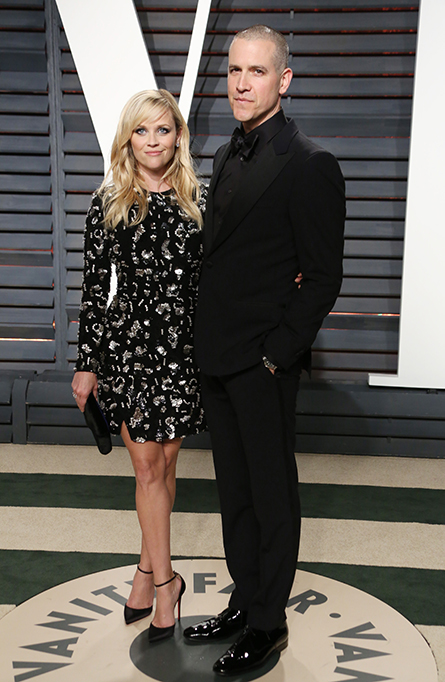 Reese Witherspoon and Jim TothVanity Fair Oscar Party, Los Angeles, USA - 26 Feb 2017