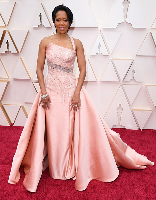 Regina King 92nd Annual Academy Awards