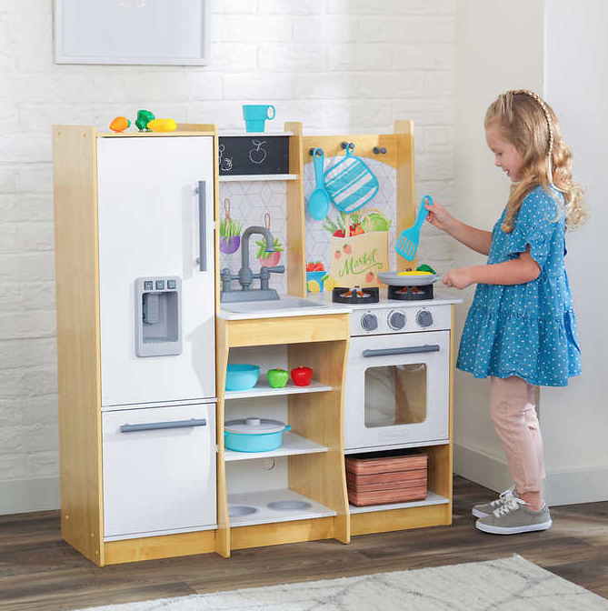 Best Toys From Costco: KidKraft Fresh Harvest Play Kitchen