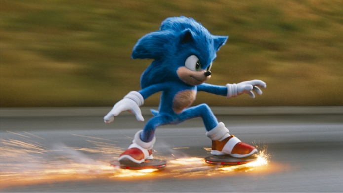 Sonic the Hedgehog ,Paramount Pictures