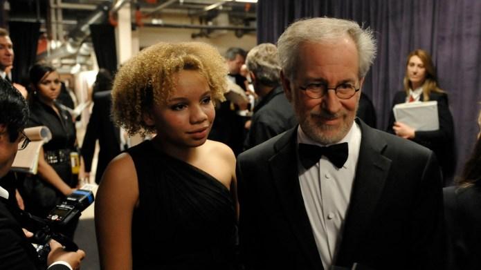 Mikaela Spielberg Steven Spielberg