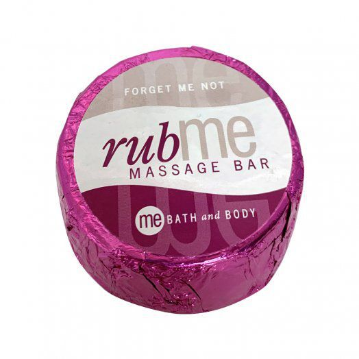 Sexy Love Language-Themed Valentine's Gifts | Physical Touch — Rub Me Massage Bar