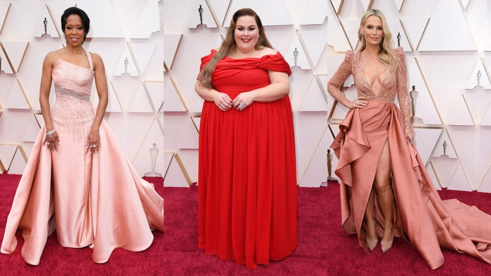 Chrissy Metz, Regina King, Molly Sims,