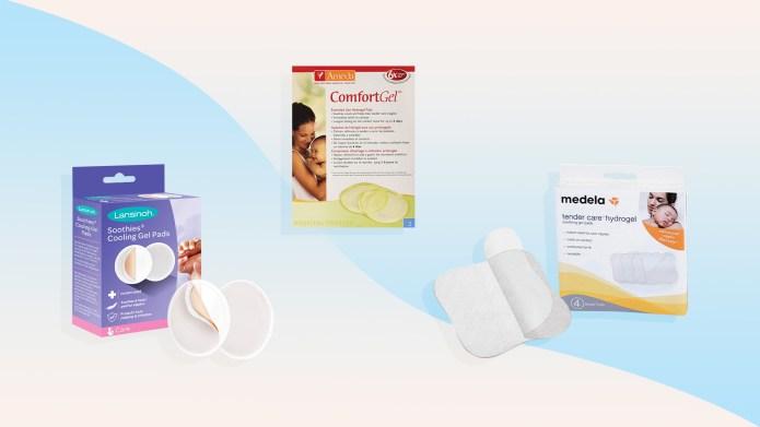 best soothing nipple pads