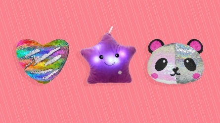 tactile pillows for kids