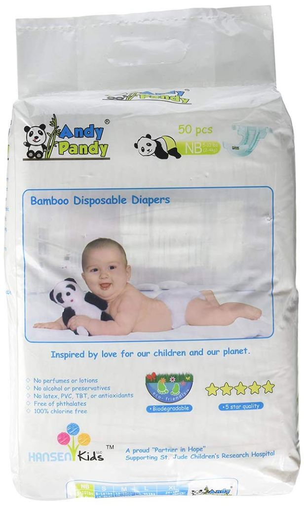Andy Pandy Best Diapers Newborns