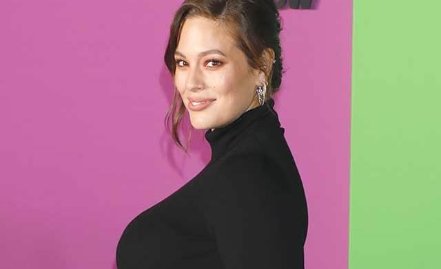 Ashley Graham Shares Breastfeeding Photo in